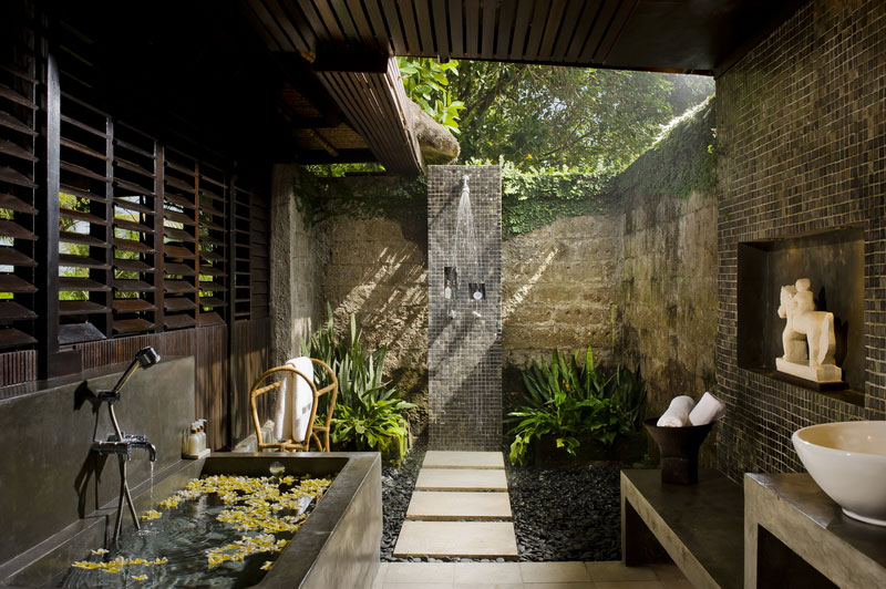 Atas Ombak   Master Bathroom. Atas Ombak   Luxury Holiday And Honeymoon Villa Bali   Indonesia