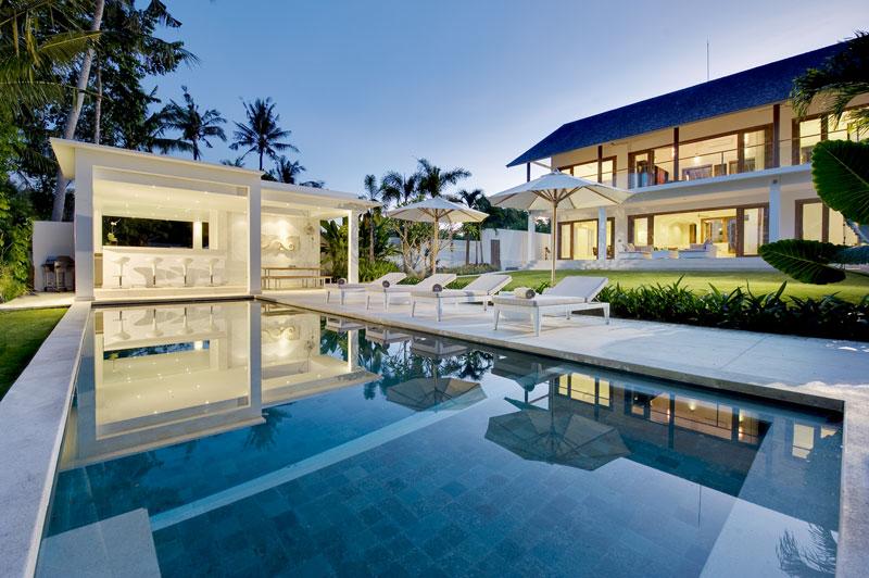 sadia luxury holiday and honeymoon villa bali indonesia. Black Bedroom Furniture Sets. Home Design Ideas
